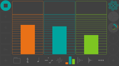 iOS Musician Apps: Patterning : Drum Machine
