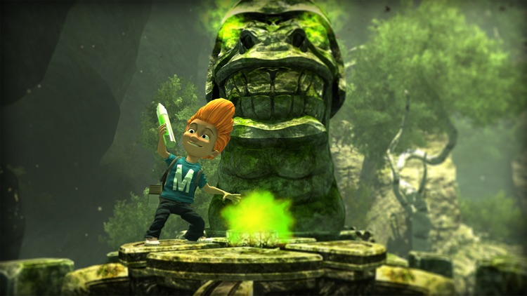 Max - The Curse of Brotherhood screenshot-0