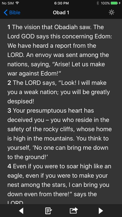 Bible! screenshot-3