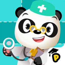 Ícone do app Dr. Panda Hospital