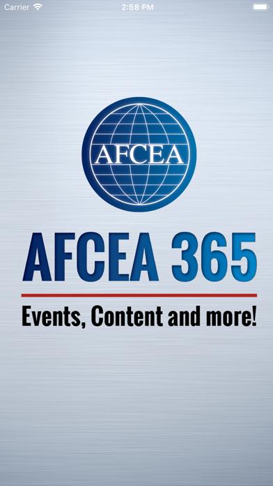 AFCEA 365Screenshot of 1