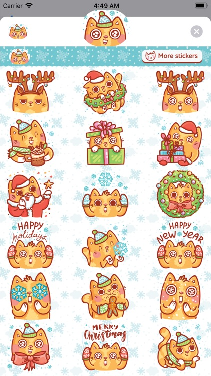 Festive Cat! screenshot-6
