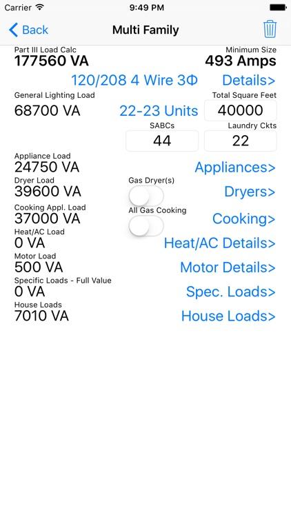 Electrical Wiring Pro 2014+ screenshot-5