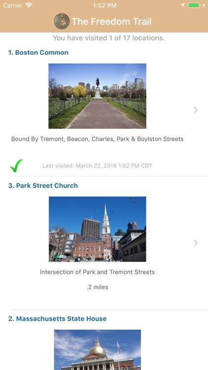 Freedom Trail - Boston
