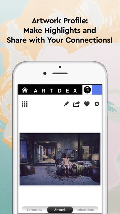 ARTDEX App: Organize Your Art screenshot-3