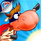 Supercow: funny farm arcade platformer icon