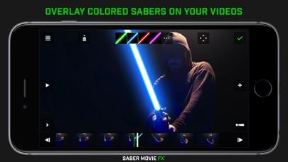 Screenshot #4 for Saber Movie FX
