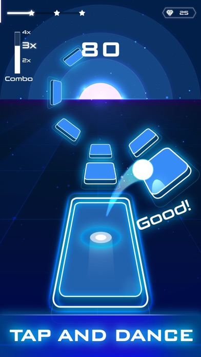 Magic Twist - Piano Hop Games screenshot 2