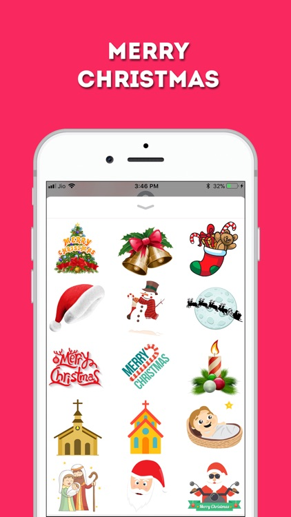 Christmas & New-Year Stickers