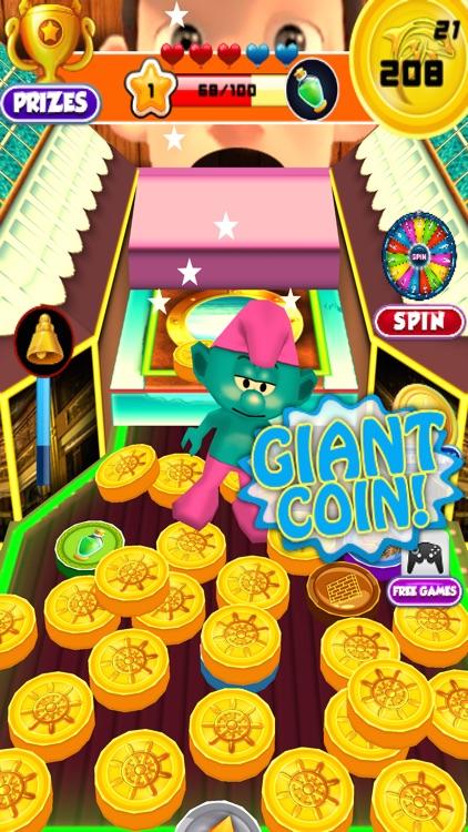 Coin Dozer 2018 Casino City screenshot-3
