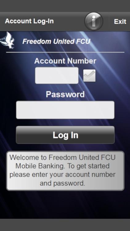 Freedom United FCU Mobile