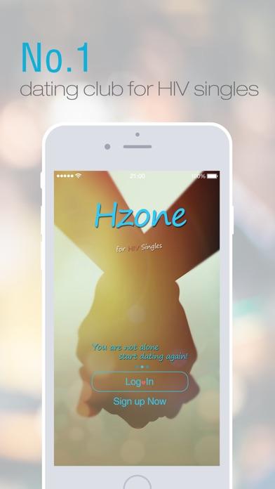 Hiv dating app