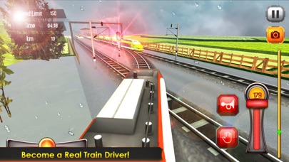 Subway Euro Train Sim 2018 screenshot three