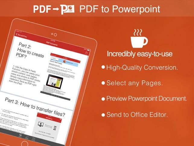 convertir pdf a ppt gratis en español