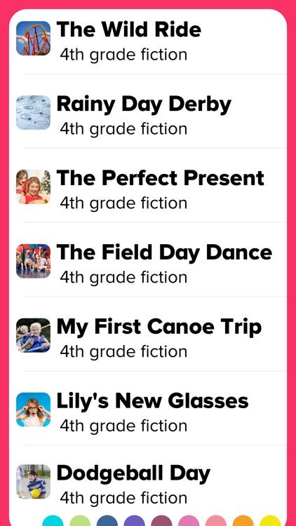 4th Grade Reading Prep screenshot-8