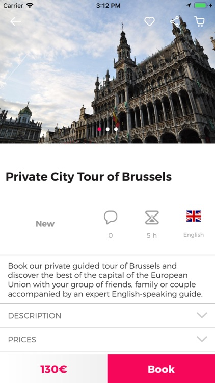 Brussels Guide Civitatis.com screenshot-3