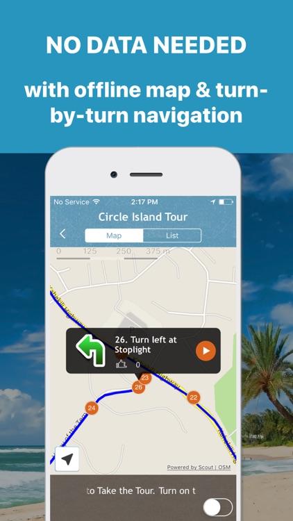 Oahu Driving Tour GPS Guide screenshot-3