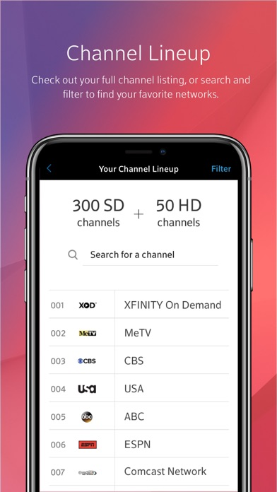 download XFINITY My Account apps 3