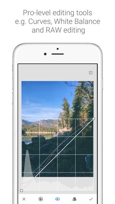 Screenshot for Snapseed in Viet Nam App Store