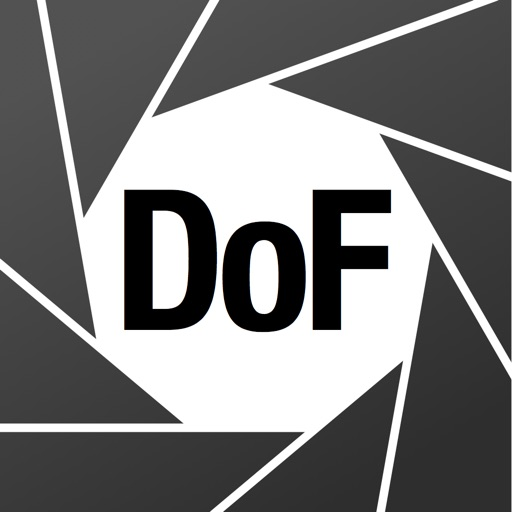 DoF Table iOS App