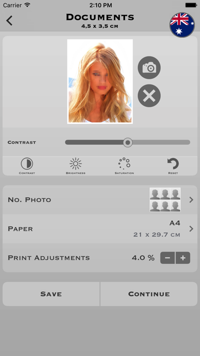 Passport Id Photos Pro Screenshots