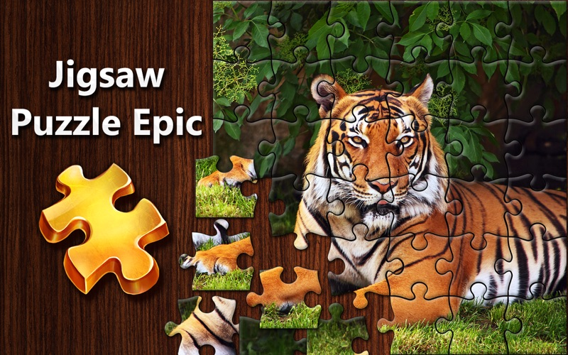 Jigsaw Puzzles Epic på PC