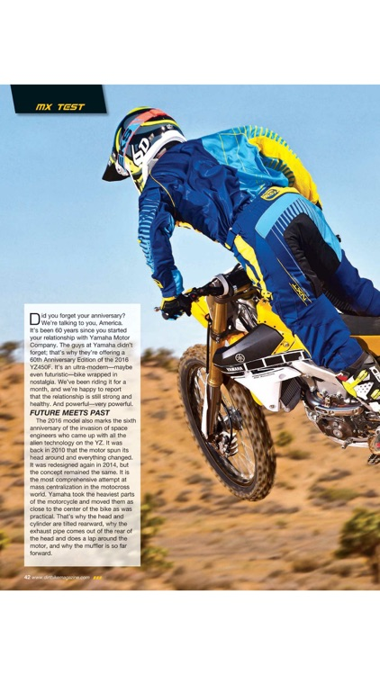 Dirt Bike Magazine screenshot-2
