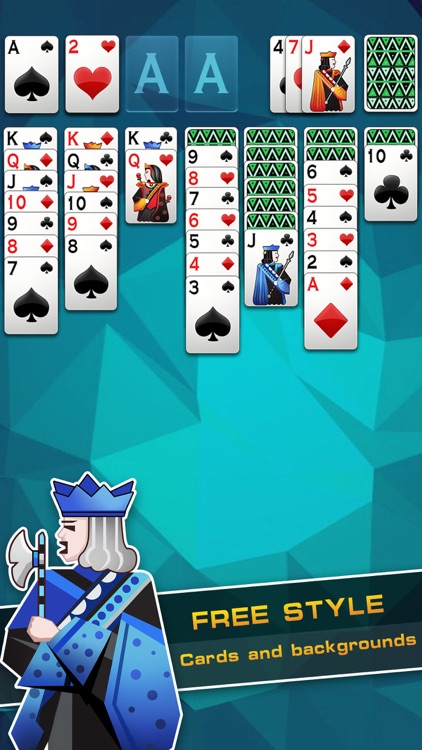 Solitaire - Fun Puzzle Games