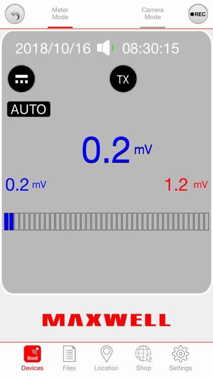 Maxwell Multimeters screenshot-3