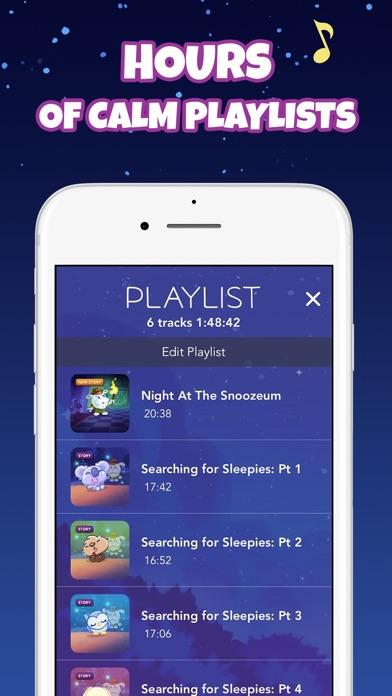 Moshi Twilight Sleep Stories Screenshot