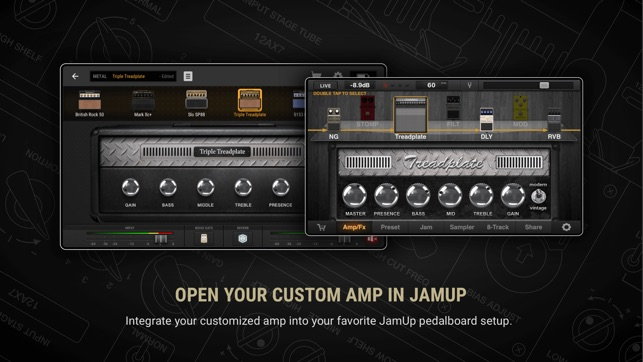 Free Download Bias Amp 2 for iPhone and iPad at Apple Store