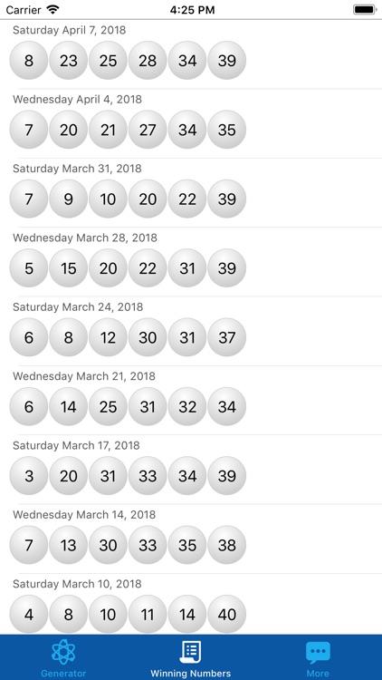 Louisiana Lotto Advantage