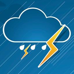 诚意天气预报-最简洁的天气预报