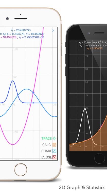 Graphing Calculator Plus screenshot-4