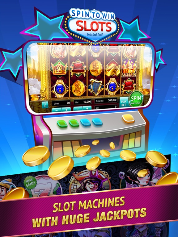 Spin To Win Slots App