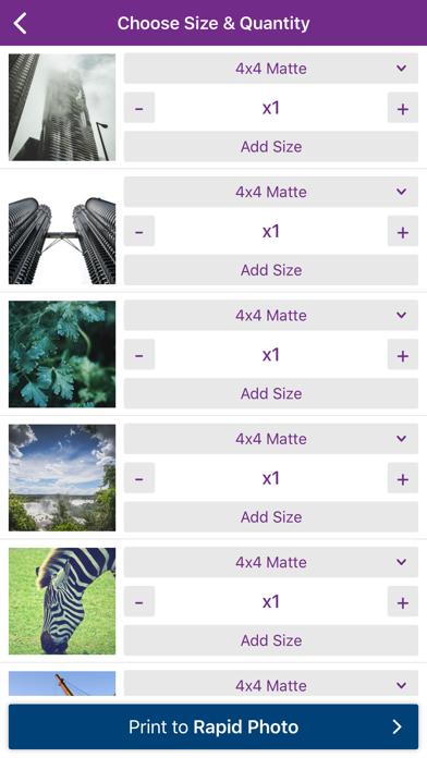 Photo Prints Now: UK Print App screenshot three