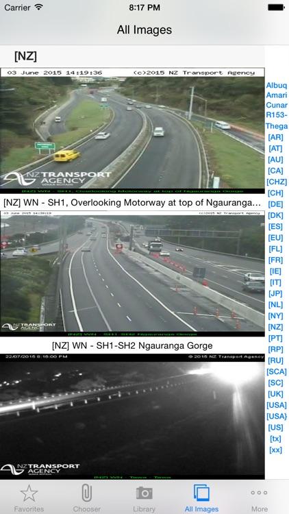 TrafficCamNZ screenshot-3