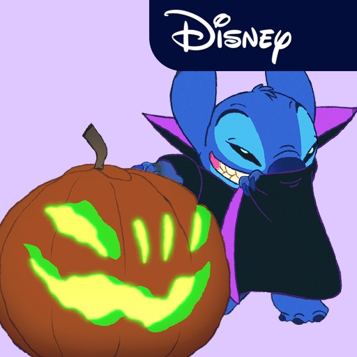 Disney Stickers: Halloween