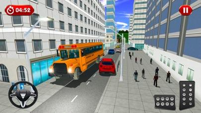 School Bus Driving Sim 2017 Screenshot