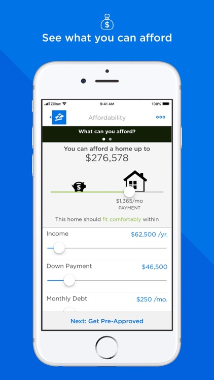 Mortgage by Zillow