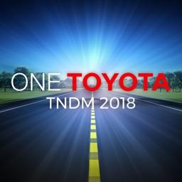 Toyota NDM 2018