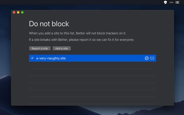 Better Blocker 2018 1   Cmacapps
