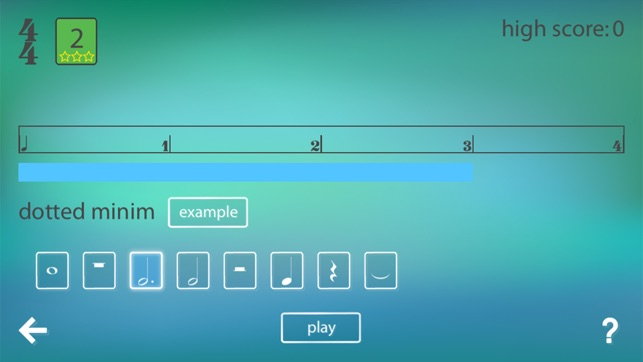 Musical Metre 1: tempo on the App Store