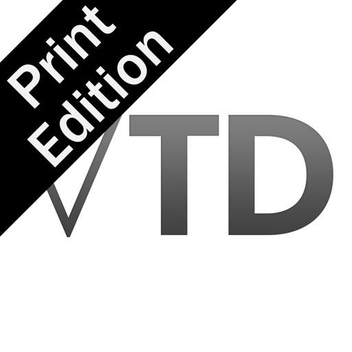 Visalia Times-Delta Print