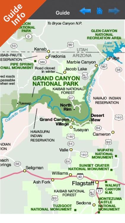 Canyonlands National Park - GPS Map Navigator