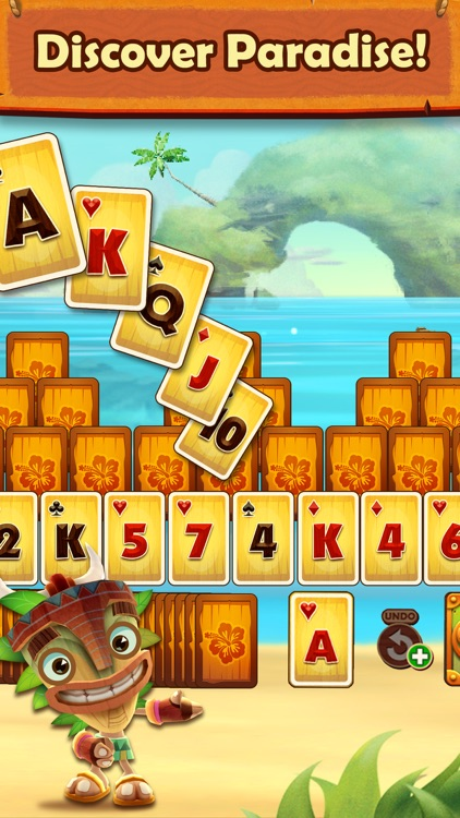 Solitaire Tripeaks – Card Game screenshot-0