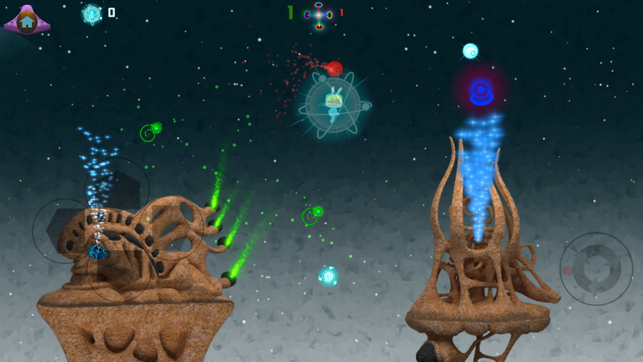 ‎Orbit Runner Parallel Worlds Screenshot