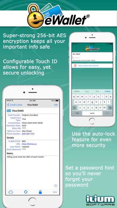 download eWallet - Password Manager apps 3