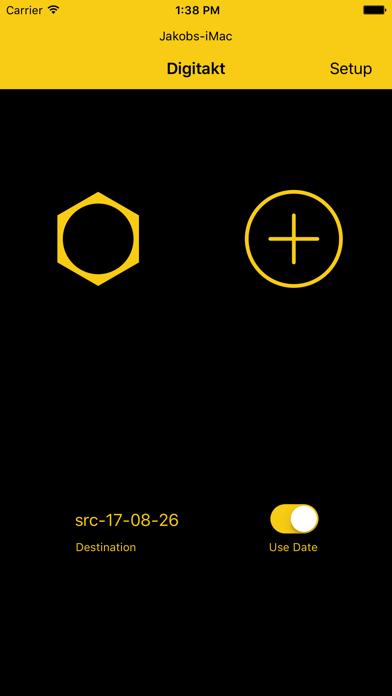 SRC Transfer screenshot one