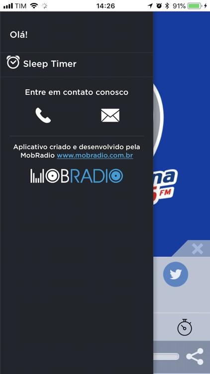 Metropolitana FM   98,5   SP